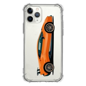 iPhone 11 Pro Clear Bumper Case -  Huracan Performance
