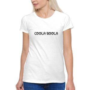 Coola Boola 女裝棉質圓領T恤