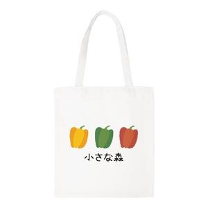 Canvas Shoulder Tote Bag 三色茄子手提袋