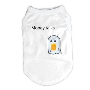 Doggie Tank Top of money talks
