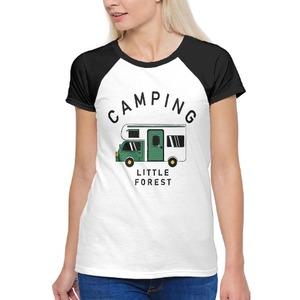 露營車 T-Shirt
