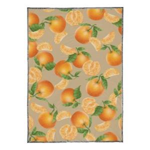 Tangerines Fleece Blanket