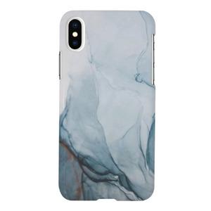 9son iPhone Xs 亮面手機殼 (冰山白)