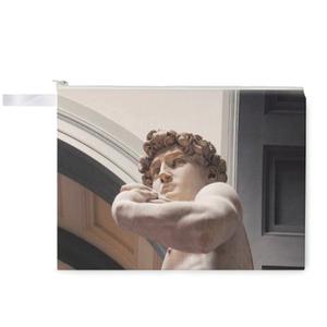 9son 收納袋 (大) - 潮流雕像