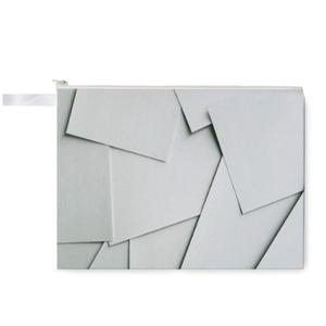 9son 收納袋 (大) - 莫蘭迪幾何