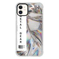 9son iPhone 11 透明防撞殼(未來銀)