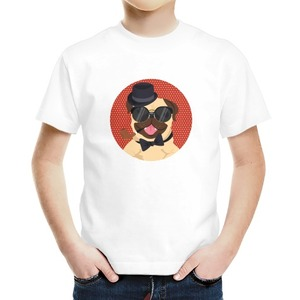 Boys' Basic T-Shirt 男童棉質圓領T恤
