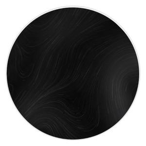9son 圓形行動電源 (流線黑)