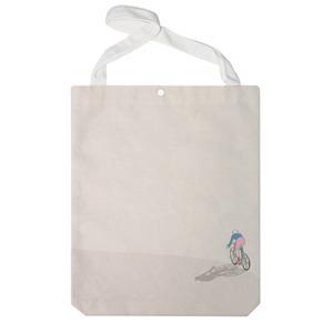 Cycling in peace Jumbo Tote Bag