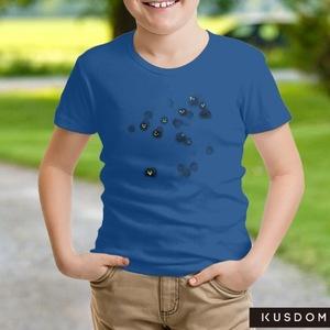 塵粒群 小灰灰 男童裝 Boys' Basic T-Shirt