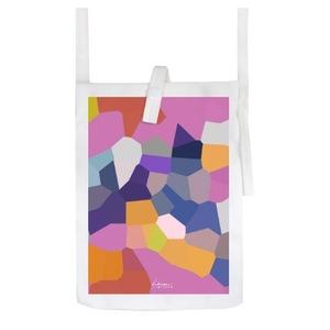 彩繪玻璃前 迷你側背袋 Mini Cross Body Bag