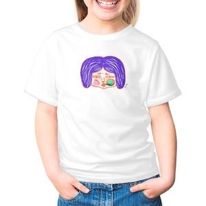 pop Girls' Basic T-Shirt