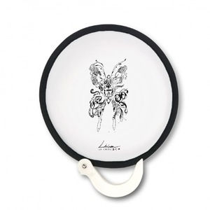 生命蛻變 Foldable Round Fan 折疊扇