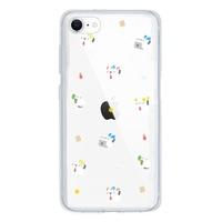 iPhone SE Clear Case(2020 TPU soft case) 摳摳日常