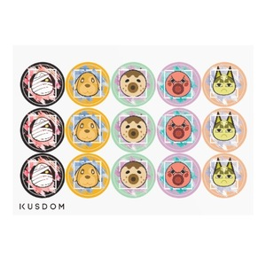 Animal Crossing 動物森友會_貼紙