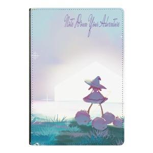 Liz's Adventure A5 Notebook
