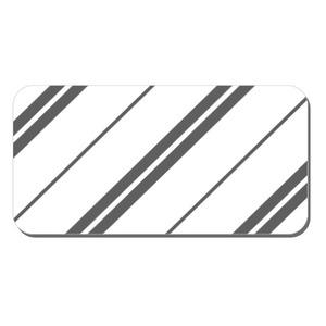 Rectangle Shaped Name Tag (Large)
