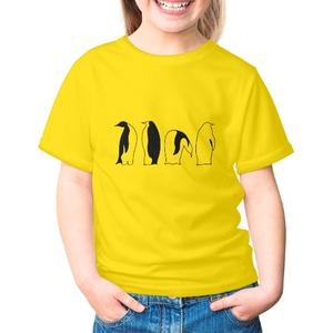 Penguin Girls' Basic T-Shirt