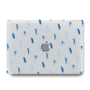 Penguin Macbook Air 13' Case (2018)