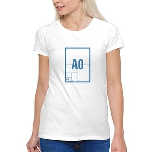 A0 Women's Basic T-Shirt