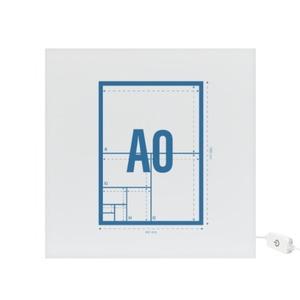 A0 Square Light Box