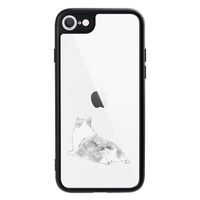 iPhone SE Slim Case (2020) corgi