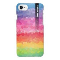 Thank You Color my Life。iPhone SE Matte Case (2020)