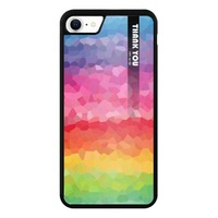 Thank You Color my Life。iPhone SE Bumper Case (2020)