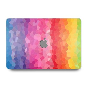 Thank You Color my Life。Macbook Pro 13' Case (2020)