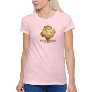 Women's Power Hook Dog T-Shirt
