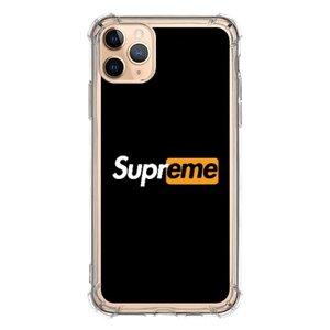 Supr eme iPhone 11 Pro Max 透明防撞殼