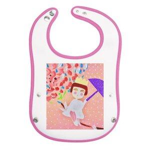Rainy Day Book Amazon2020Arts by Queena - 3嬰兒口水圍巾