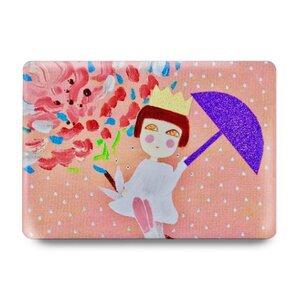 Rainy Day Book Amazon2020Arts by Queena - 313 吋Macbook Pro 保護殼 (2020)