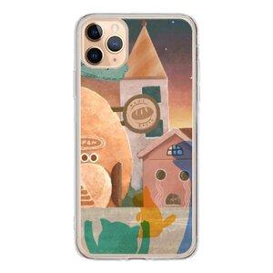 喊包的產地#1 ♥ iPhone 11 Pro Max 透明殼