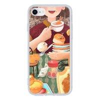 茶餐廳奇遇 ♥ iPhone 7 透明殼