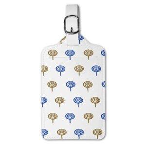pattern圖騰 行李牌