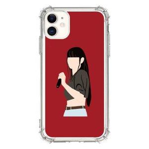 MinnieiPhone 11 透明防撞殼