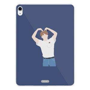 BTS jungkookiPad Pro 10.9吋(2020)透明軟身保護套