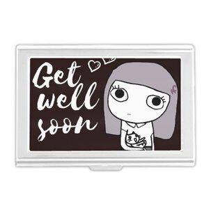 Get well soon煙盒
