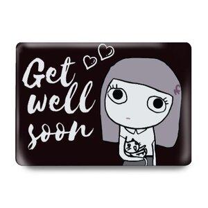 Get well soon13 吋Macbook Pro 保護殼 (2020)