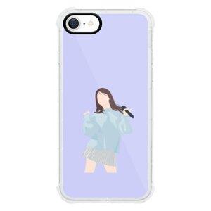 IUiPhone SE 透明防撞殼(2020 黑邊鏡頭)