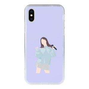 IUiPhone X 透明殼