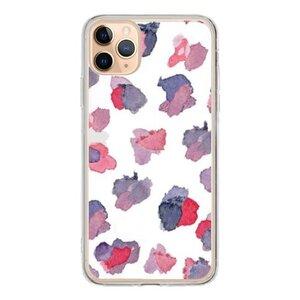 水彩圖騰  iPhone 11 Pro Max 透明殼