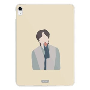 李光洙 iPad Pro 10.9吋(2020)透明軟身保護套