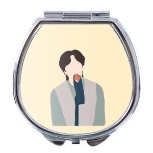 李光洙馬蹄形鏡盒