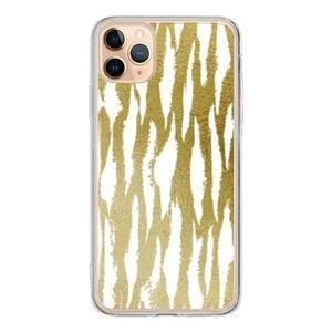 金色圖騰 iPhone 11 Pro Max 透明殼