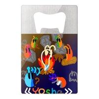 YOSHA_halloween卡片形開瓶器