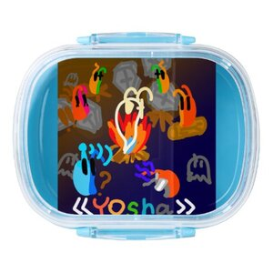 YOSHA_halloween餐盒
