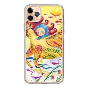 飛馬夢遊 x AxMon  iPhone 11 Pro Max 透明殼