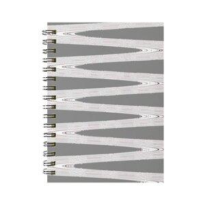 抽像10 線圈筆記本(小)